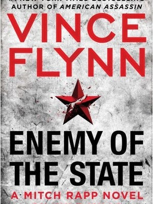 """Enemy of the State,"" Vince Flynn and Kyle Mills"