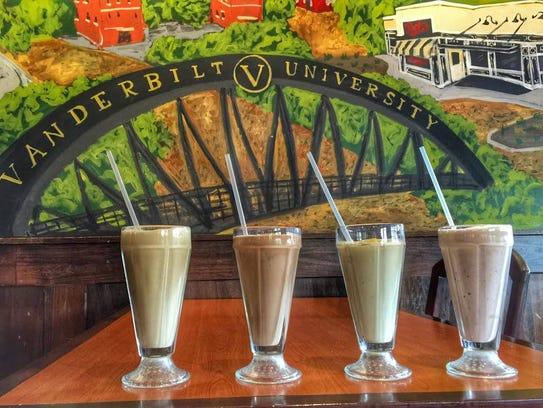 Milkshakes from Dalt's.