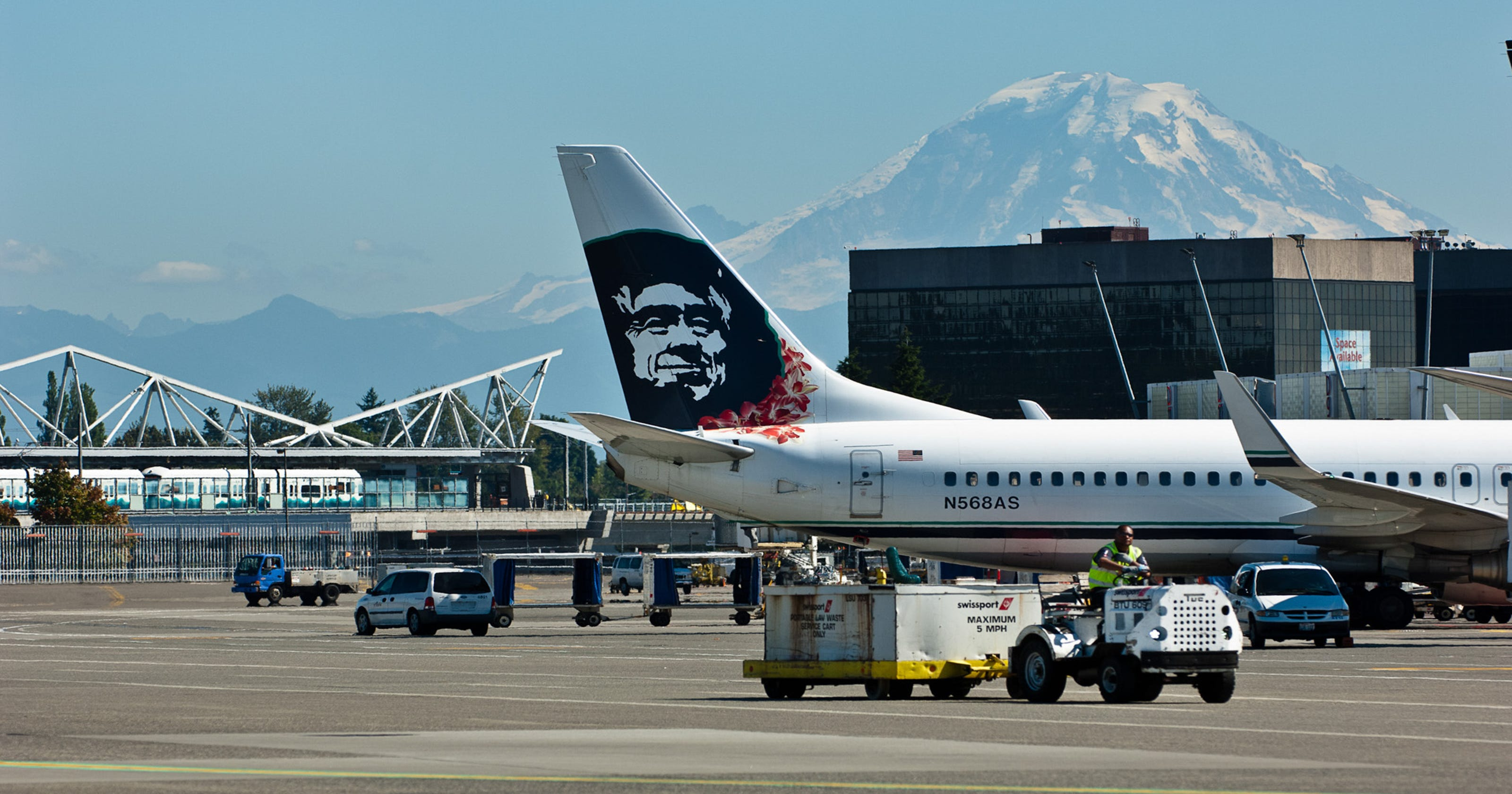 Scenes From Seattle Tacoma International Airport
