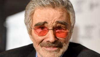 Burt Reynolds talks about his 'Today' show appearance last week.