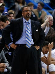 Tulsa coach Frank Haith and the Golden Hurricane are