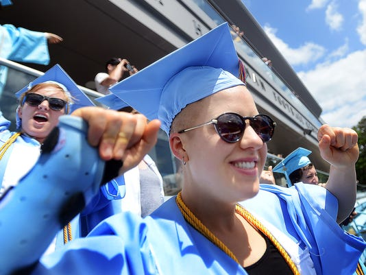 AP UNC Graduation