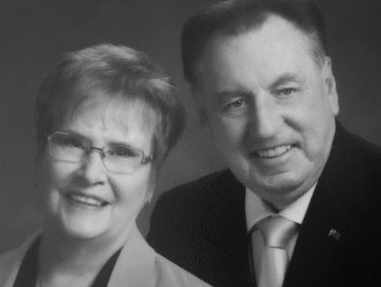 Richard and Carol (Hirning) Saylor of York, PA, celebrated