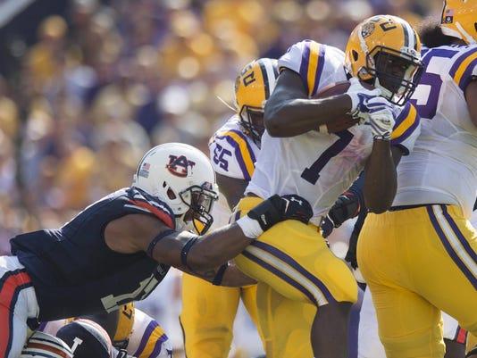 Auburn vs. LSU