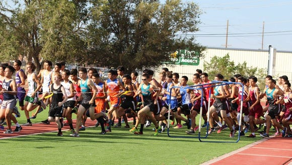 The start of cross country season began Sept. 3 with