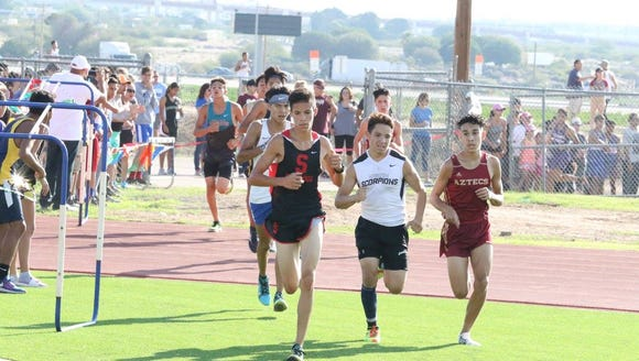 This week the in-city meets are the Kendall Kidd Invitational