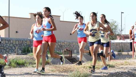 Socorro's girls placed second while Coronado finished
