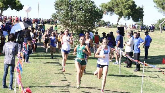 There were strong performances at the Lubbock Invitational