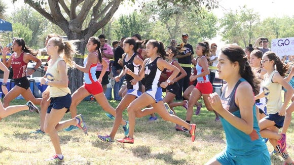 Americas won the District 1-6A  title and are on their way to Region 1 Meet for the first time since 2011.