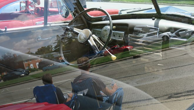 The Woodward Avenue Dream Cruise was a perfect blending of cars, people and fun.
