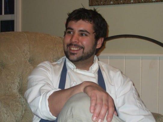 Dennis Vieira is executive chef, of Jericho Café and