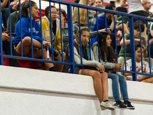 2016 Arizona high school badminton state championships