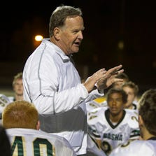 Bernie Busken resigned as football coach at Chandler Basha after last season, only to take the job at Phoenix North.