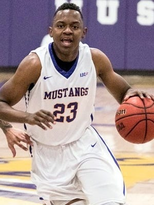 Western's Willie McCray posted 15 points in the loss against Cameron University.