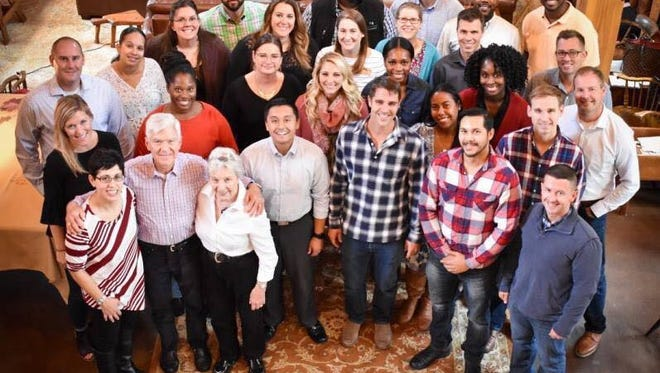 The Leadership Delaware Class of 2017