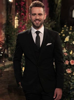 """The Bachelor"" Nick Viall."