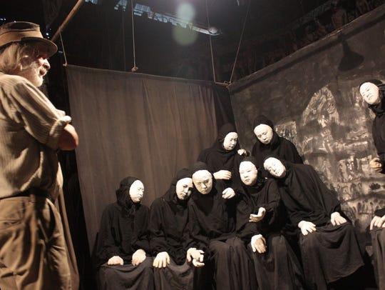 Bread and Puppet Theater revives the Vietnam War-era