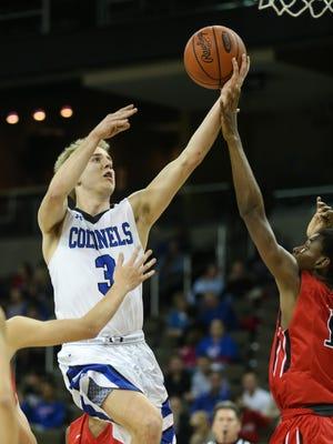 Covington Catholic's Cole Vonhandorf returns after averaging 16.9 points per game last season.