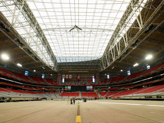 Roof Open Or Closed For Super Bowl