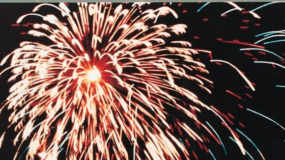 Fireworks remind us to celebrate America and what our