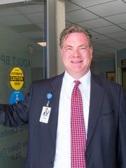 Brian Beutin, CEO of Banner Behavioral Health, Beutin