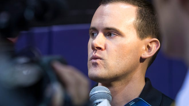 Suns General Manager Ryan McDonough nearly ended up with a career in sports broadcasting instead of becoming a professional team executive.
