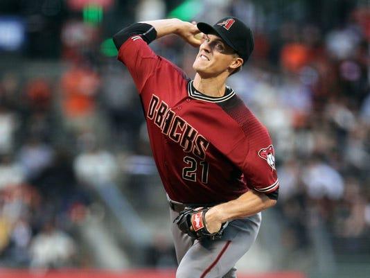 USP MLB: ARIZONA DIAMONDBACKS AT SAN FRANCISCO GIA S BBN USA CA