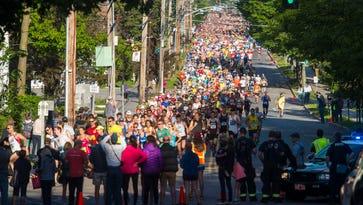 2017 Vermont City Marathon individual results