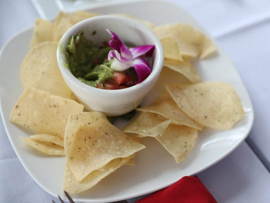 Chips and guacamole at Don Coqui On The Hudson in Haverstraw, June 27, 2018.