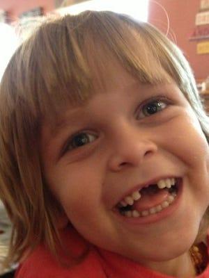 Garnett Spears, 5, died Jan. 23, 2014.