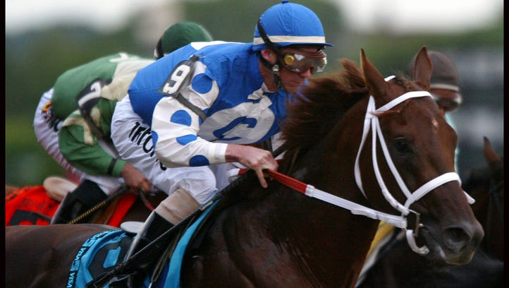 Remember when Smarty Jones nearly won the Triple Crown? Look back now