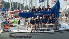 Young Sea Scouts take on challenge of Mackinac race