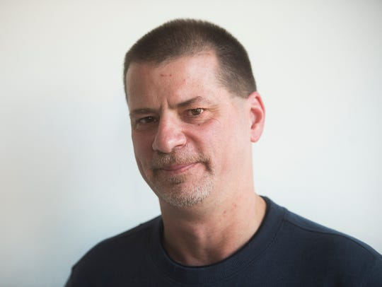 Jeffrey Wolf, 50, of Penn Township has started a Change.Org