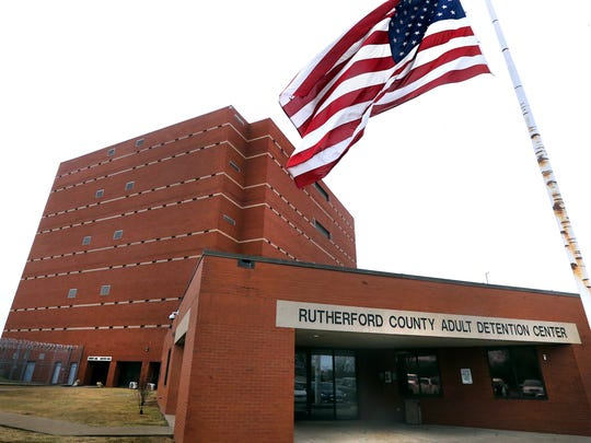 The Rutherford County Adult Detention Center in Mufreesboro