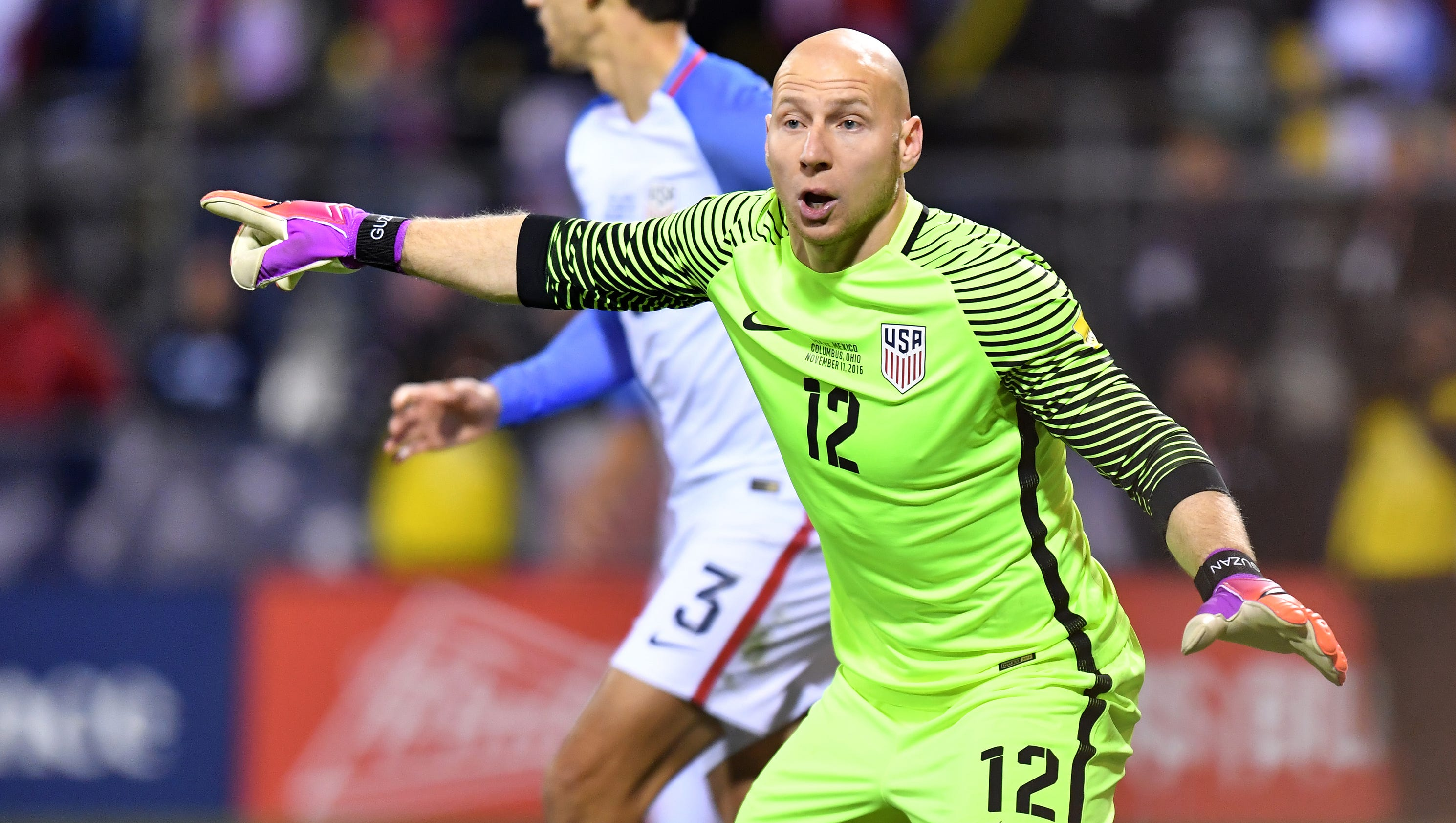USA's Bruce Arena: Brad Guzan a 'strong candidate' to be ...