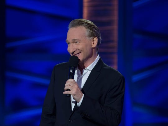 Bill Maher talked about President Trump, immigration,