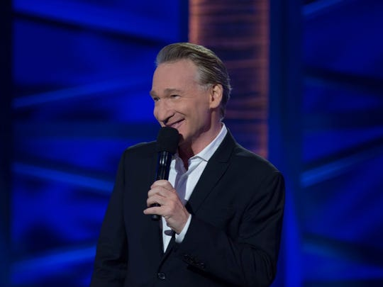 Bill Maher talked about President Trump, immigration, the Me Too movement and other topics during his live HBO special in Tulsa, Oklahoma.