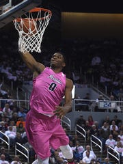 Cameron Oliver has helped the resurgence of Wolf Pack basketball.