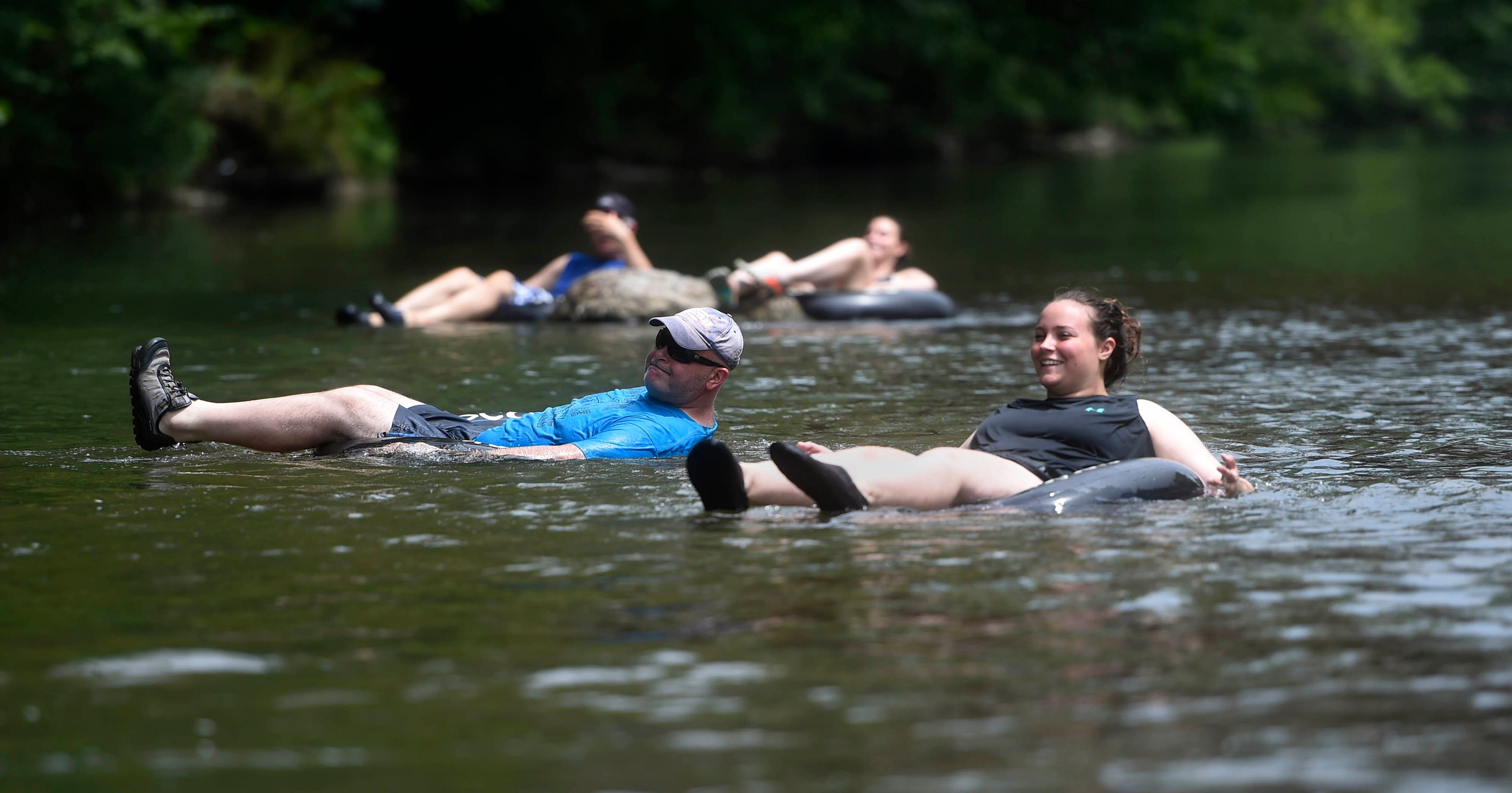 4 best places for tubing near York County