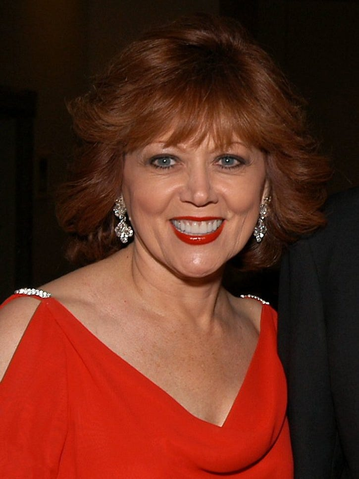 Pattie Daly Caruso Mother Of Tv Host Carson Daly Dies In Palm Desert