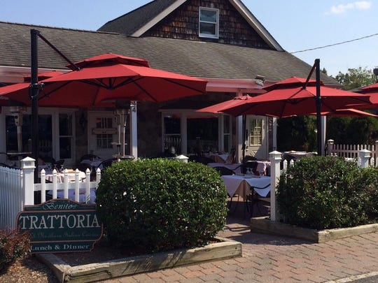 Courier News Dining Guide Benito's Trattoria