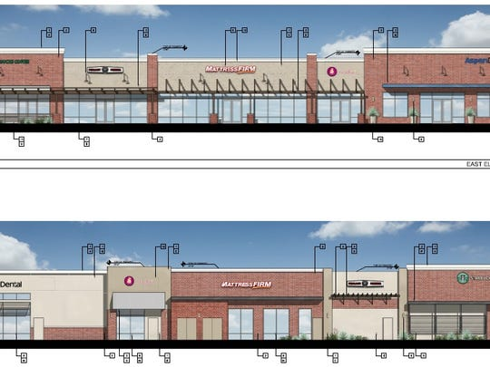 Kimco Realty has filed plans for a new 13,000-square-foot