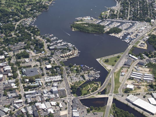 Toms River Aerial