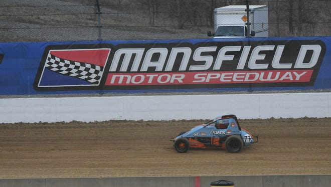 Mansfield Motor Speedway held the second event in the Triple Crown Spring Series on Sunday night.