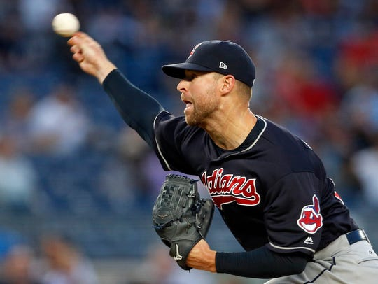 Corey Kluber doesn't get the publicity Chris Sale does