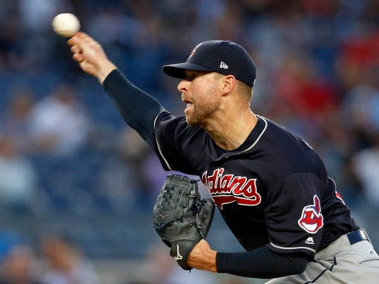 Corey Kluber doesn't get the publicity Chris Sale does in Boston, but the Indians superstar should win the AL Cy Young Award.