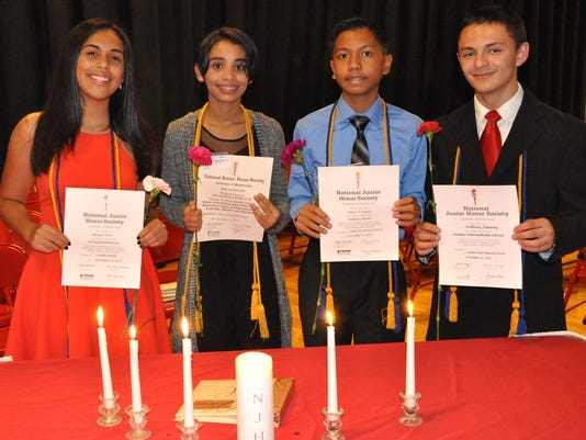 National Junior Honor Society Vineland Middle Schools