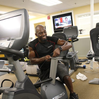Work(out) & play:Marco Y brings in truckload of new fitness machines