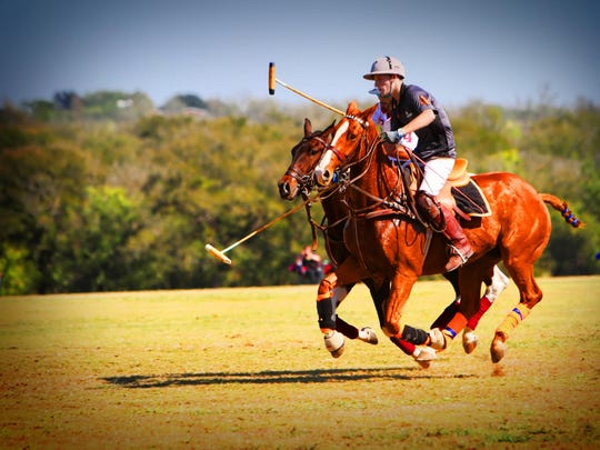 "Polo has been called the ""sport of kings."" The  Victory Cup Farm Bash takes place July 14."