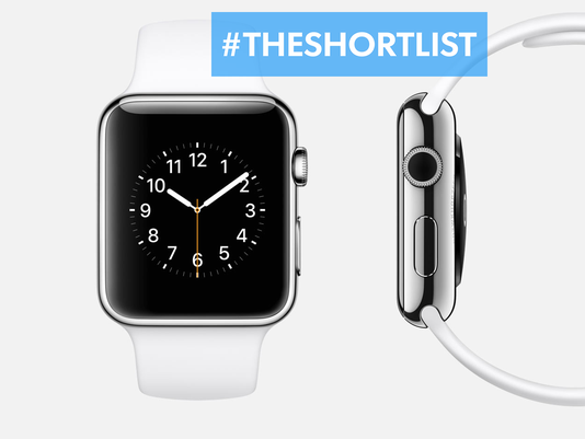 The Short List: Apple Watch to be huge; Dr. Seuss' new ...